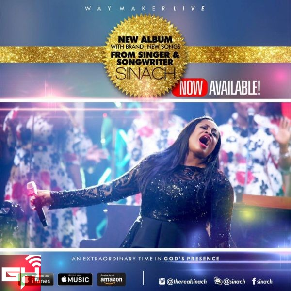 Video: Sinach - For Me