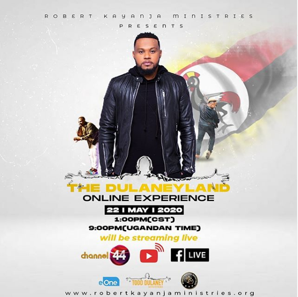 Todd Dulaney Sets To Host 'The Dulaney Land Online Experience'
