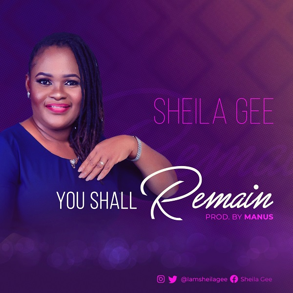 You Shall Remain - Sheila Gee