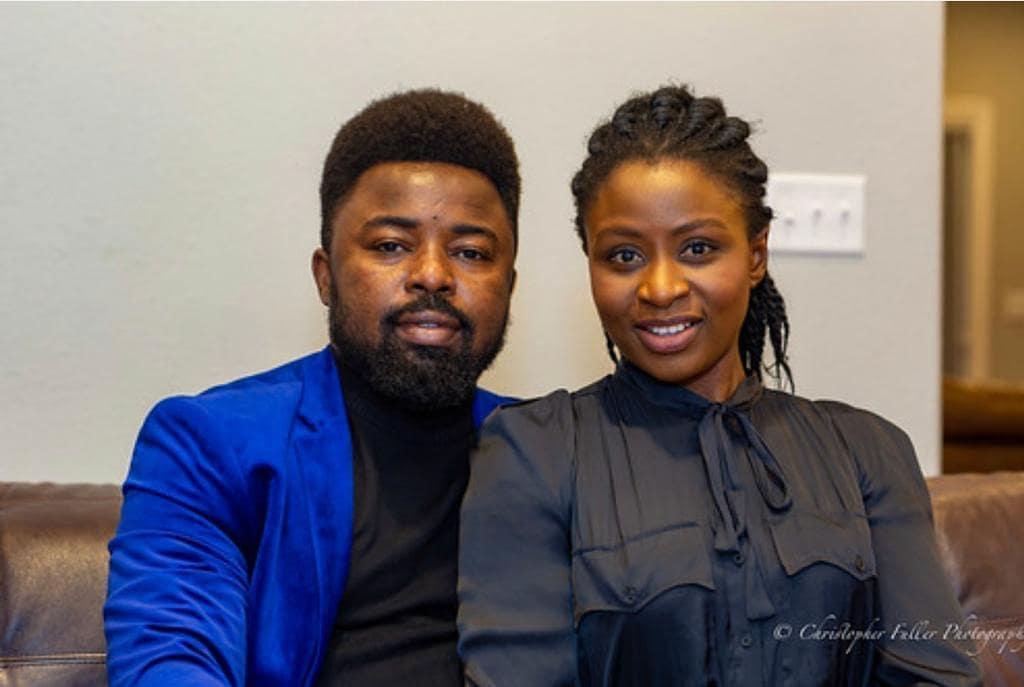 Esther Osaji' & Husband Celebrates 13th Wedding Anniversary