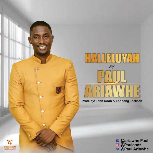Halleluyah - Paul Ariawhe