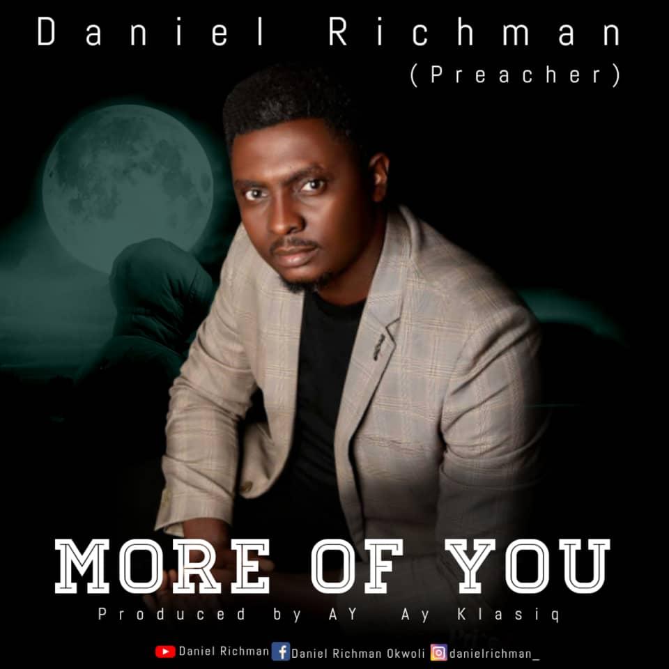 More Of You - Daniel Richman