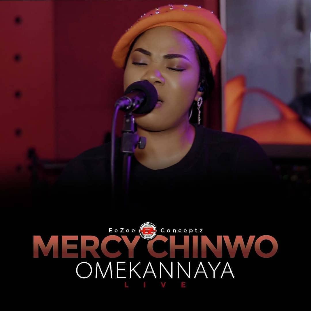 Omekannaya Live - Mercy Chinwo