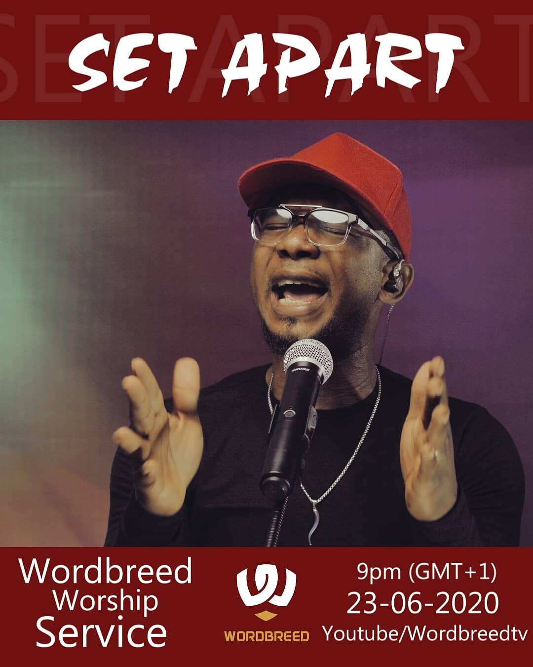Set Apart - Chris Shalom & Wordbreed