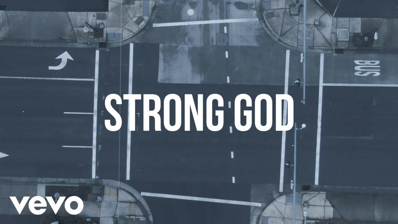 Strong God - Kirk Franklin