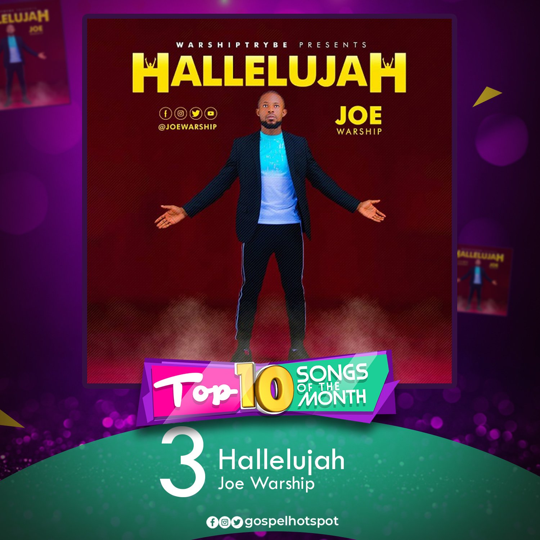 Joe Warship – Hallelujah