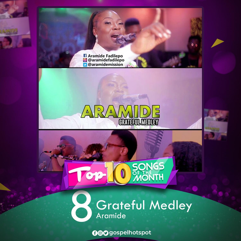 Grateful Medley – Aramide