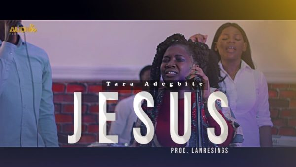Jesus & Freedom - Tara Adegbite