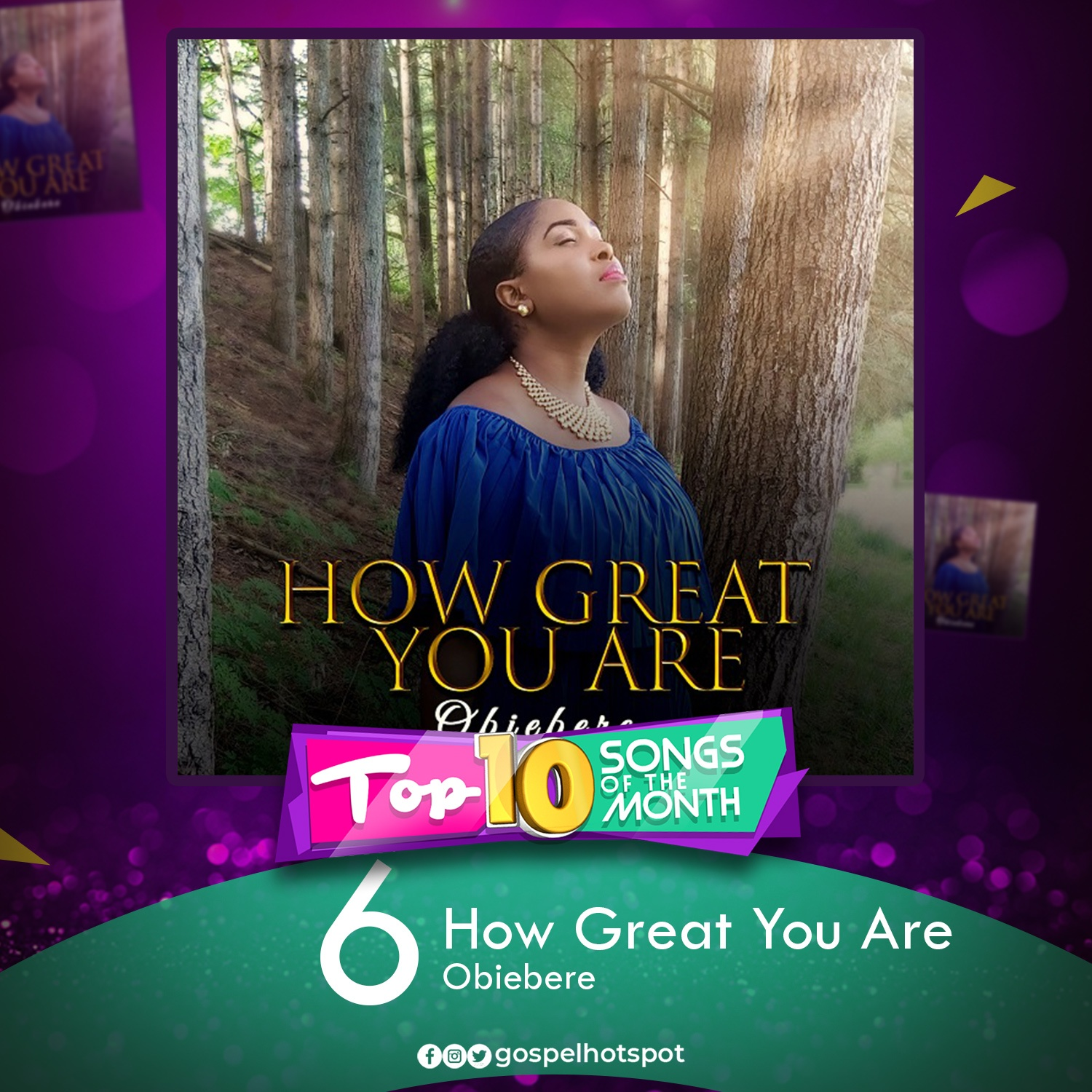 How Great You Are – Obiebere
