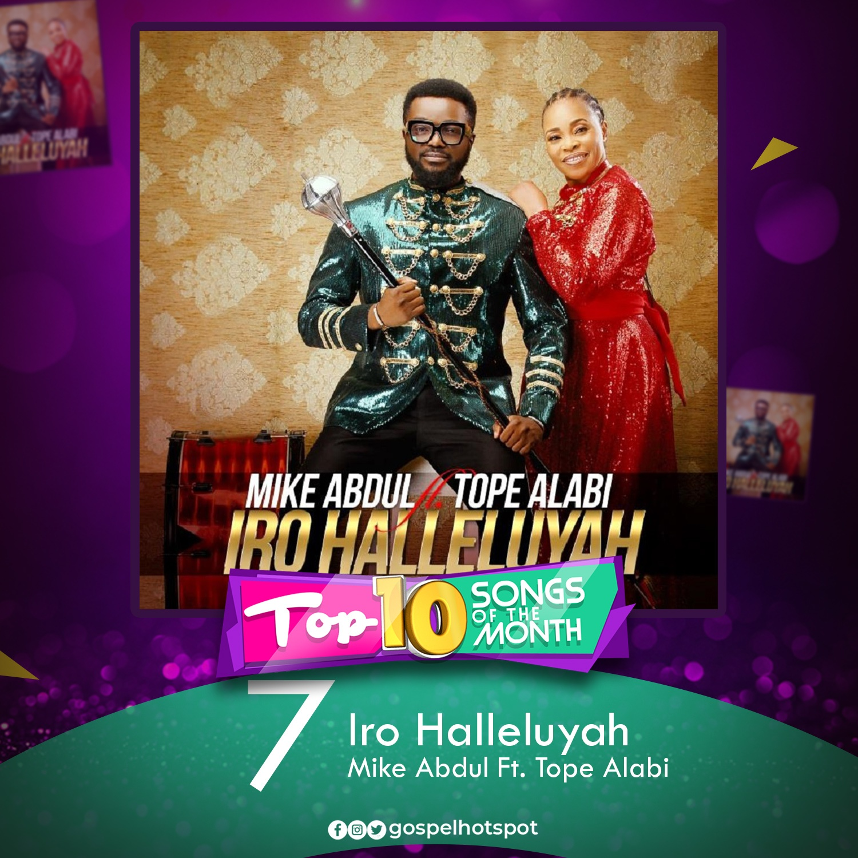 Iro Halleluyah – Mike Abdul Ft. Tope Alabi