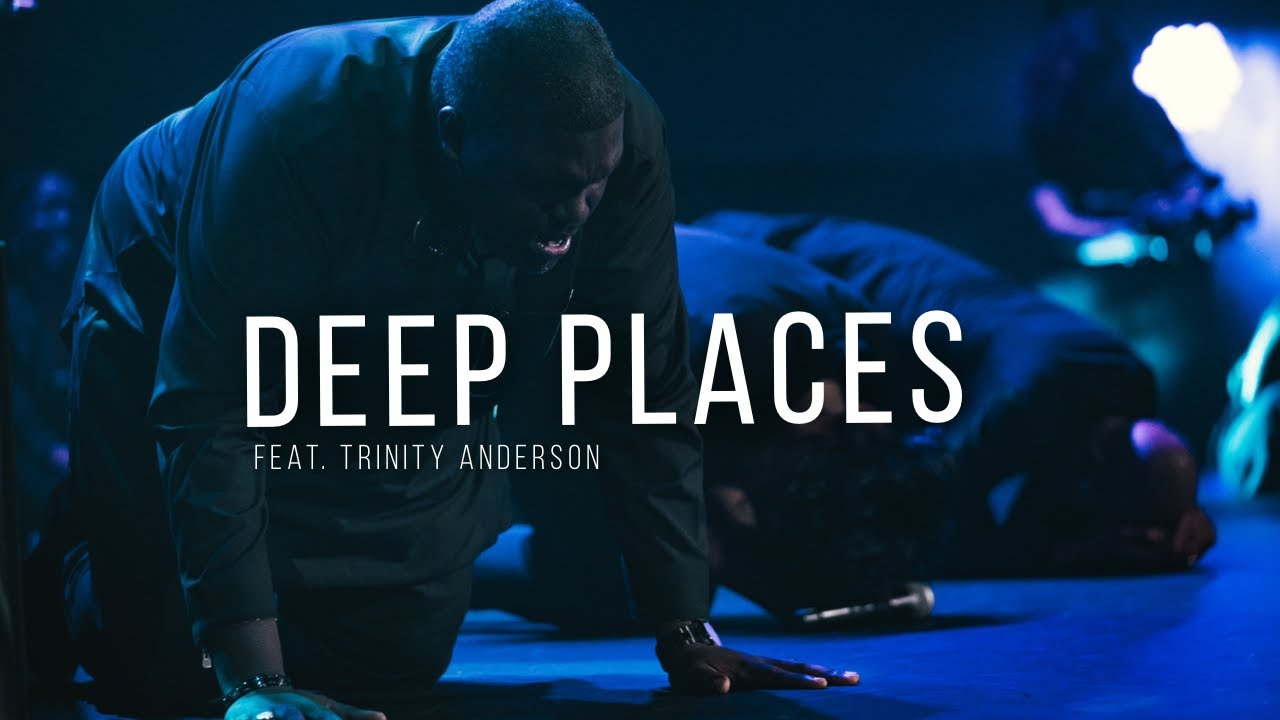 [Video] Deep Places - William McDowell Ft. Trinity Anderson