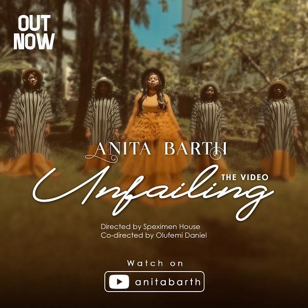 [Video] Unfailing – Anita Barth