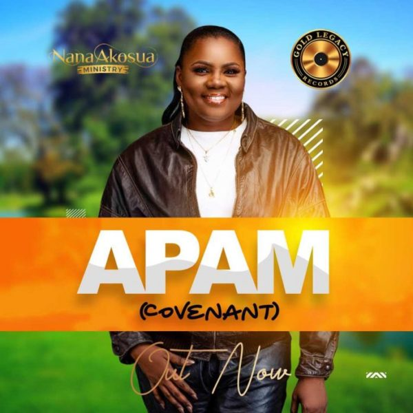 Apam - Nana Akosua