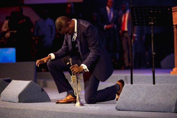 Happy Birthday To Gospel Minister Nathaniel Bassey!