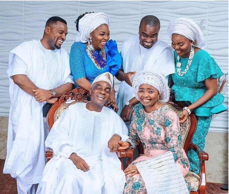 Bishop David Oyedepo & Wife Celebrates 38th Wedding Anniversary