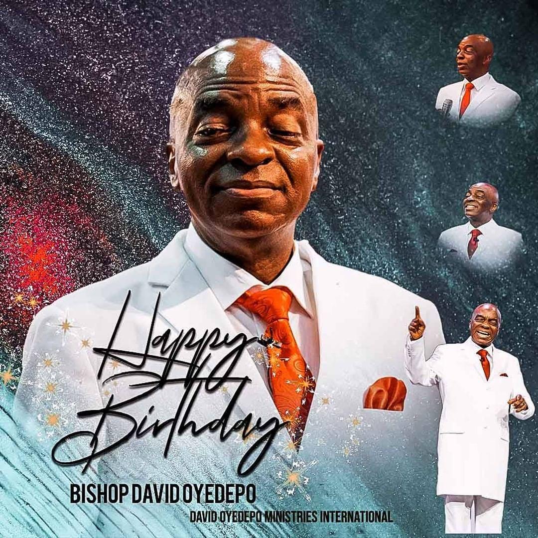 Bishop David Oyedepo Marks 66th Birthday Celebration