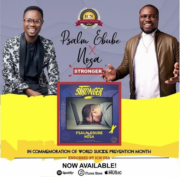 Stronger - Psalm Ebube Ft. Nosa