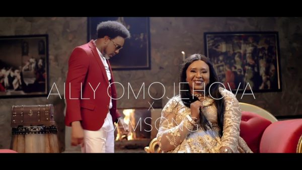 [Video] Carry Me Remix – Ailly Omojehovah Ft. Samsong