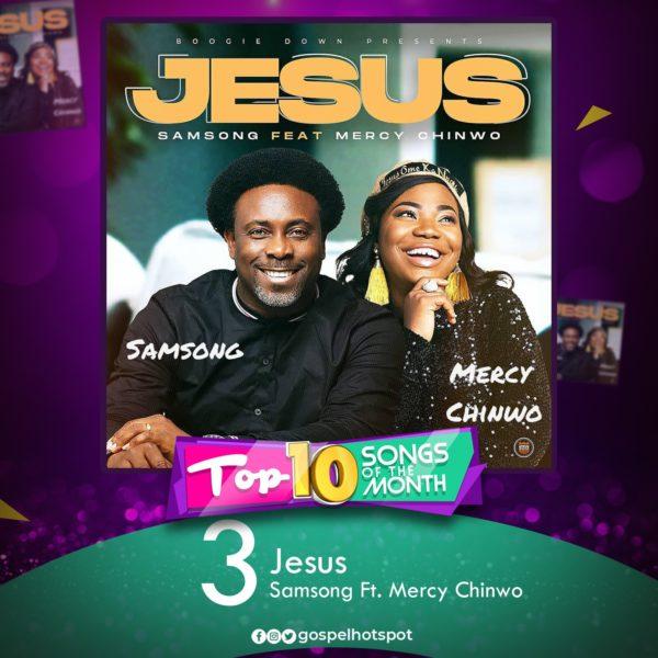 Jesus – Samsong Ft. Mercy Chinwo