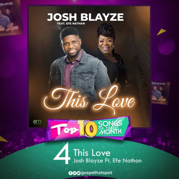 This Love – Josh Blayze Ft. Efe Nathan