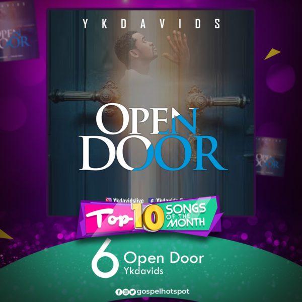 Open Door – Ykdavids