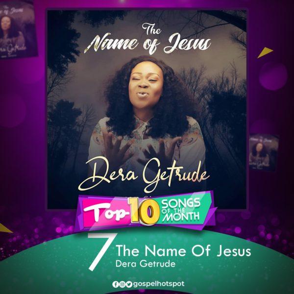 The Name Of Jesus – Dera Getrude