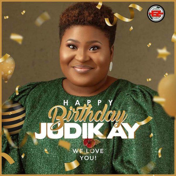 Gospel Music Artiste 'Judikay' Celebrates Birthday Today
