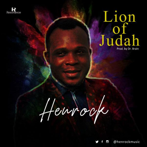 Lion Of Judah - Henrock