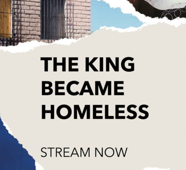 The King Became Homeless - St Marks Worship
