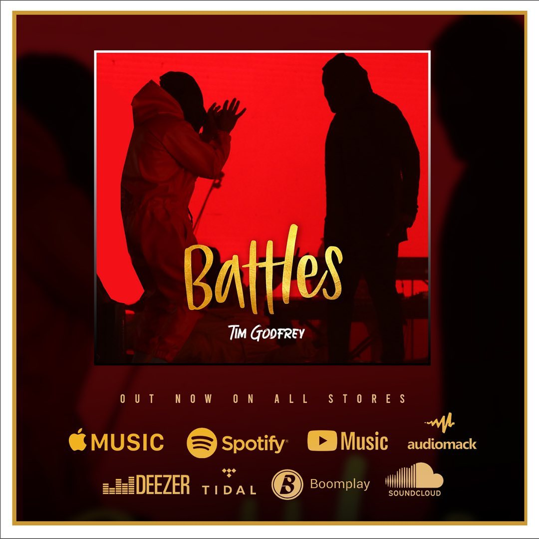 Battles - Tim Godfrey