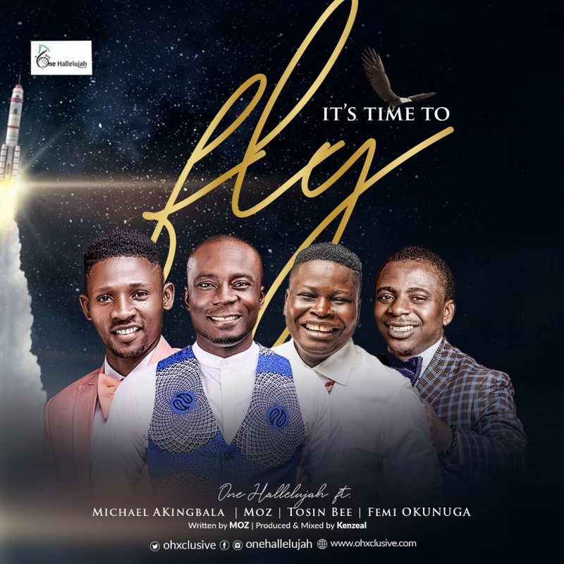 It's Time To Fly - One Hallelujah Records