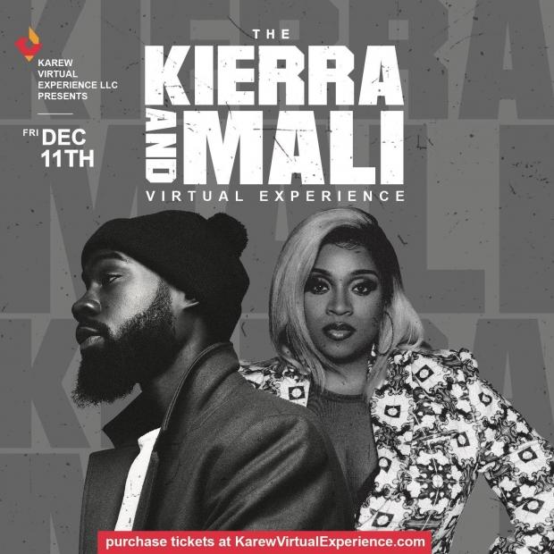 Kierra Sheard & Mali Music Team Up For The Ultimate Virtual Collaborative Performance