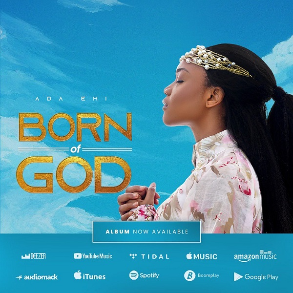 [ALBUM] Born Of God - Ada Ehi