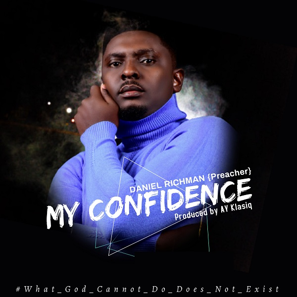 My Confidence - Daniel Richman