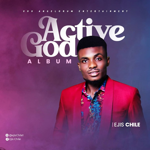 [Album] Active God - Ejis Chile