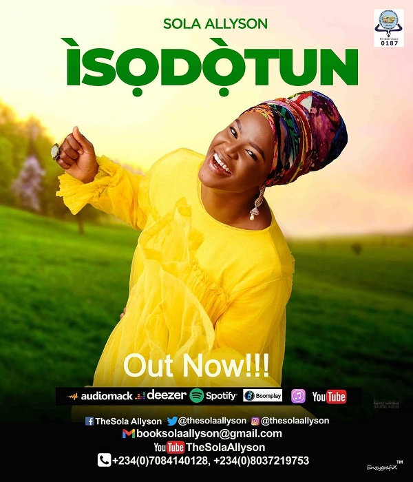 [Album] Isodotun - Sola Allyson
