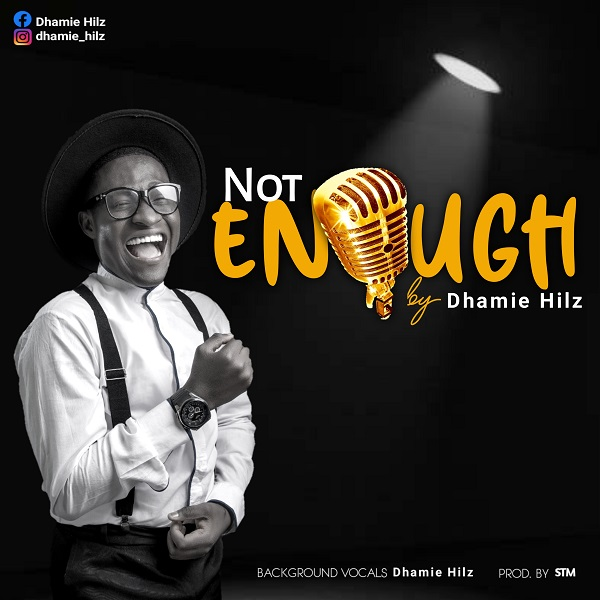 Not Enough - Dhamie Hilz
