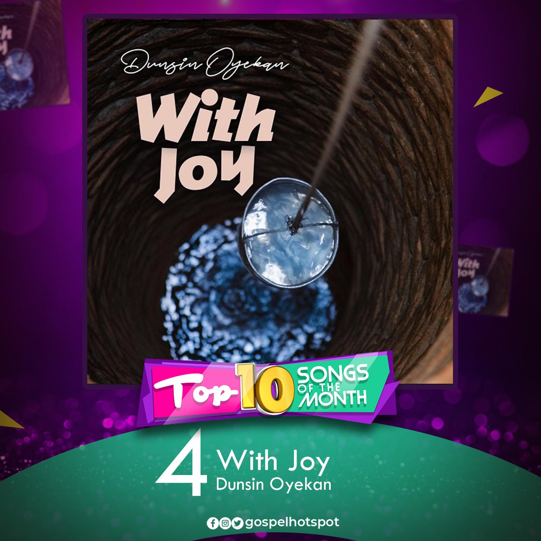 With Joy – Dunsin Oyekan