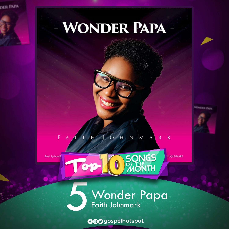 Wonder Papa – Faith Johnmark