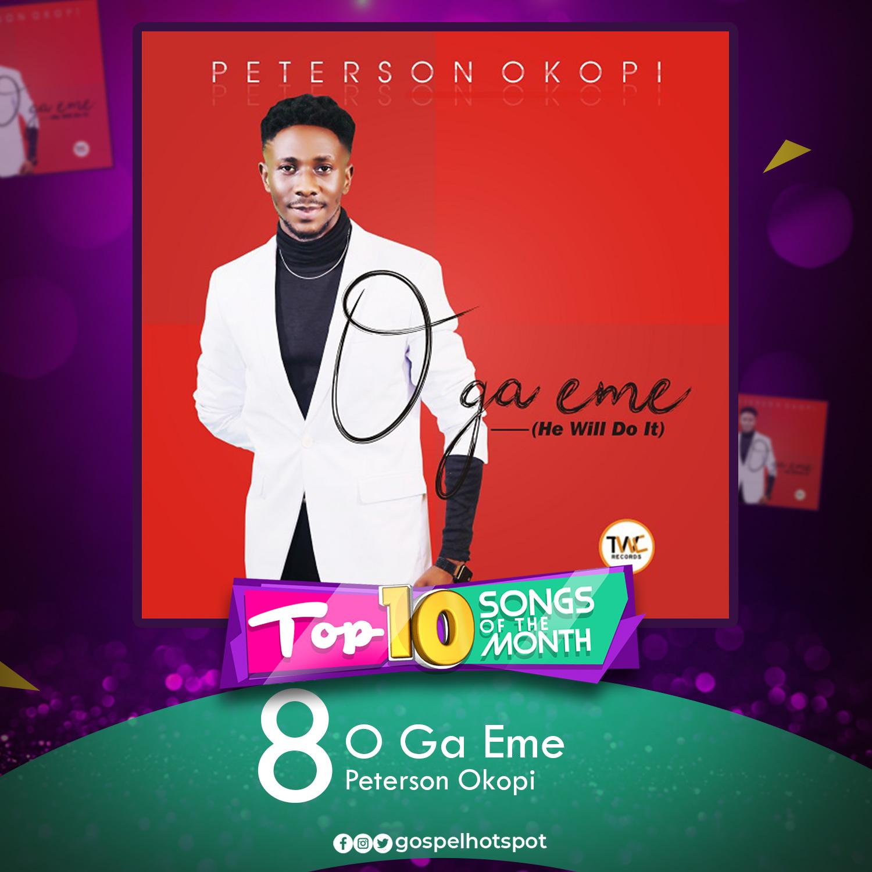 O Ga Eme – Peterson Okopi