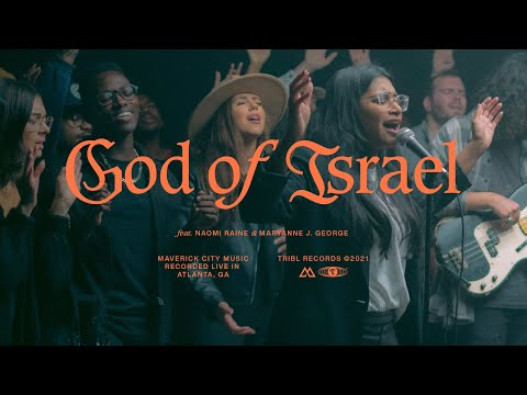 [Video] God Of Israel - Maverick City Musi