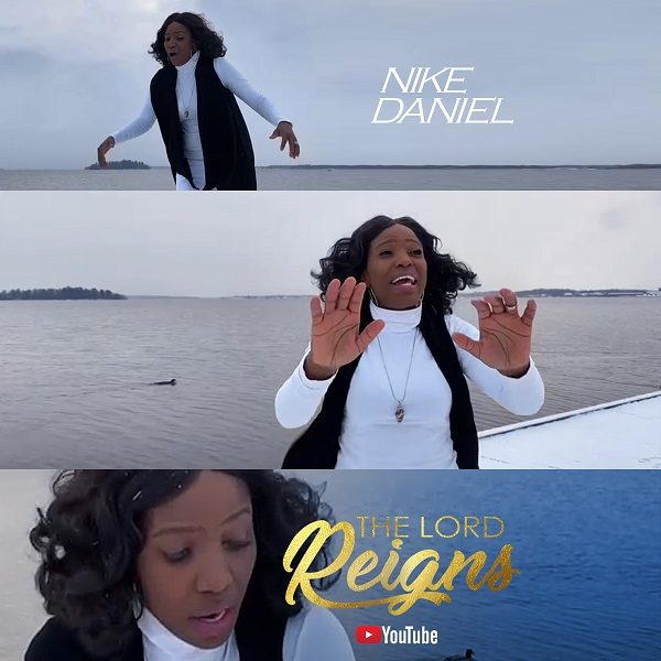 [Video] The Lord Reigns - Nike Daniel