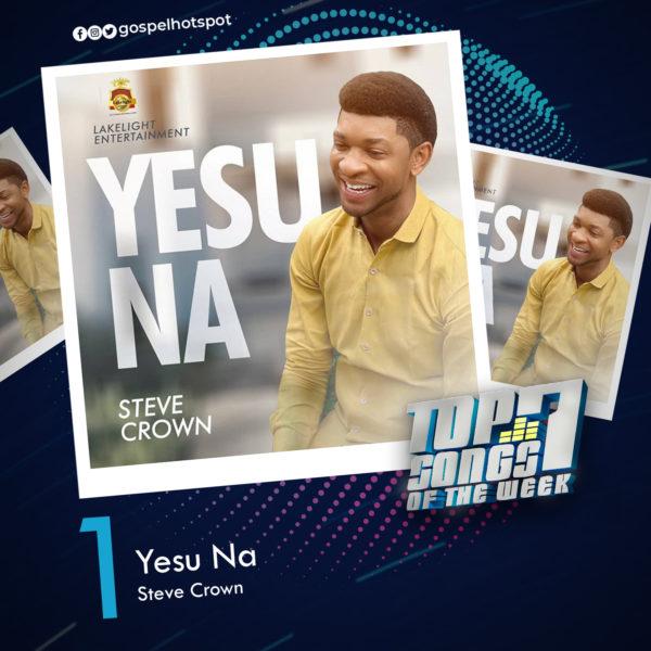 Yesu Na – Steve Crown