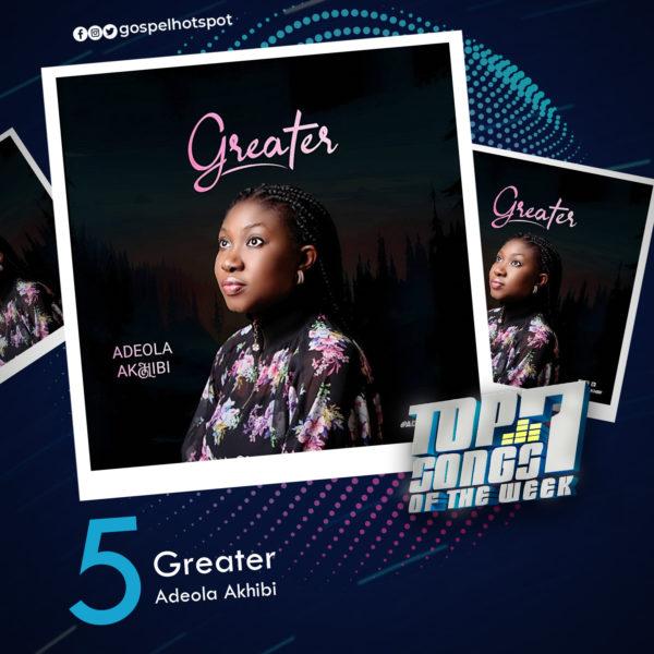 Greater – Adeola Akhibi
