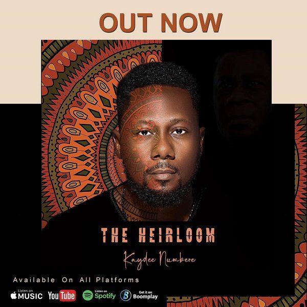 [ALBUM] The Heirloom - Kaydee Numbere