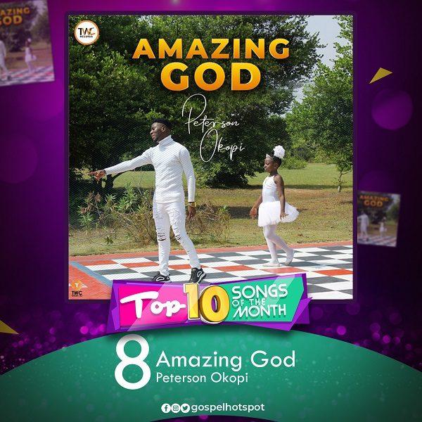 Amazing God – Peterson Okopi