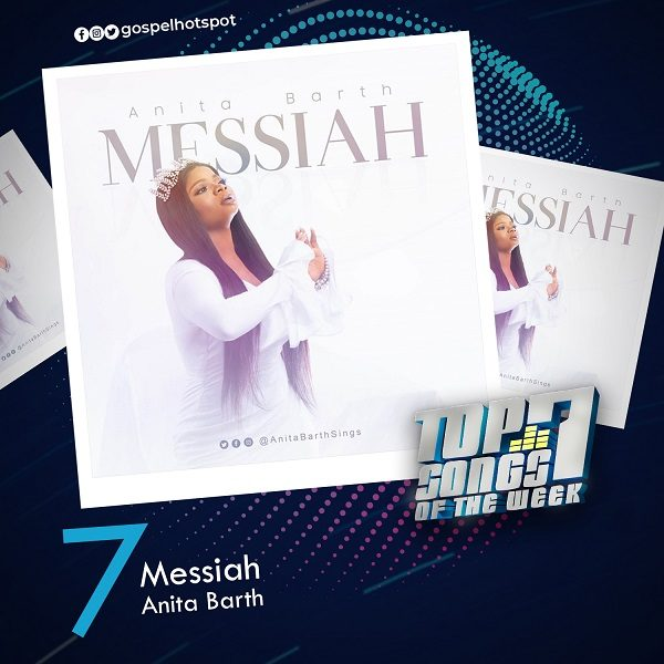 Messiah – Anita Barth