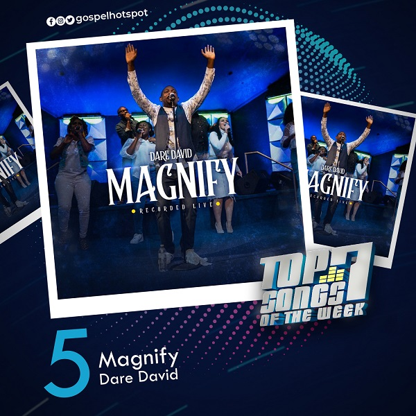 Magnify – Dare David