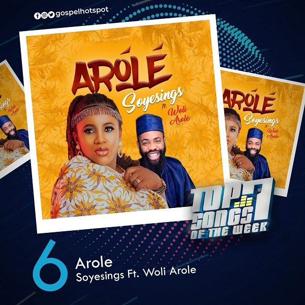 Arole – Soyesings Ft. Woli Arole