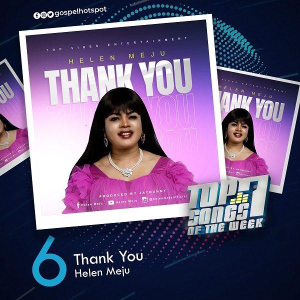Thank You – Helen Meju